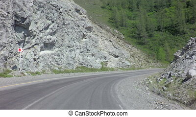 Travel on Chuysky Trakt through pass Chike Taman - Travel on...