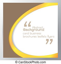 background brown vector design curves Eye-catching gold