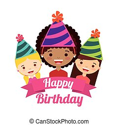 happy birthday design
