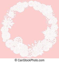 orient floral ornament