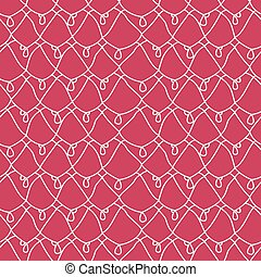 Seamless lacy pattern Endless texture