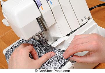 Costura, máquina