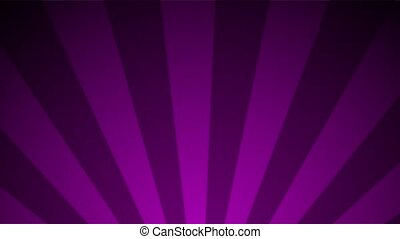 Magenta Purple Radial Loop - Perfectly seamless loop...