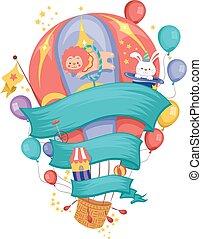 Carnival Air Balloon