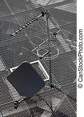 telecommunication antenna / wireless signal transmitting...
