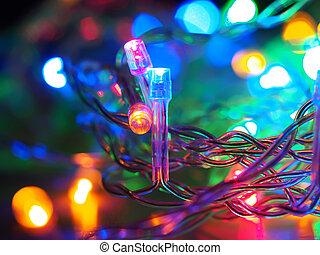 LED festoon