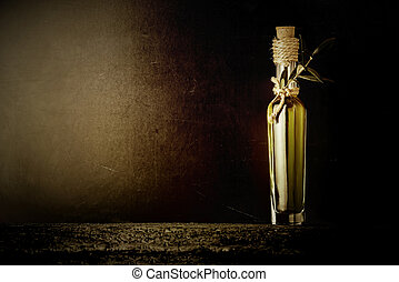Extra virgin olive oil background - Extra virgin olive oil...
