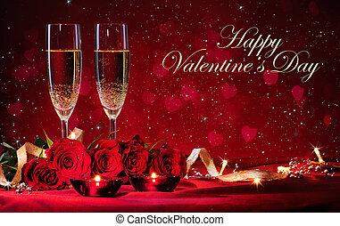 valentines, dag, Baggrund