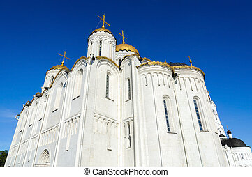 Assumption Cathedral, Vladimir, Golden Ring of Russia -...