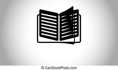 e book design, Video Animation HD1080