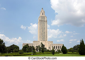 Louisiana State Capitol Baton Rouge - Louisiana State...
