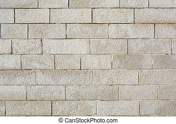 Ancient stone blocks wall texture background