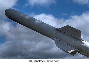 Missile Harpoon - Guided missile harpoon