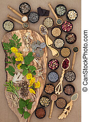 Superfood for Women - Superfood with herb and spice...