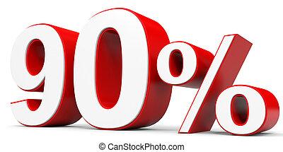Discount 90 percent off 3D illustration