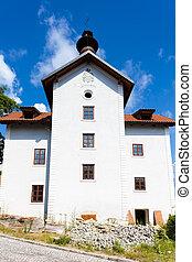 brewery of Luze, Czech Republic