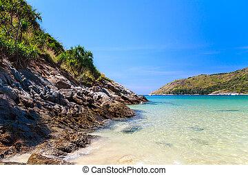 Nai Harn beach, Phuket island