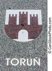 Torun, Kuyavia-Pomerania, Poland