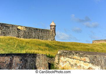 Castillo de San Cristobal - San Juan, Puerto Rico - Castillo...