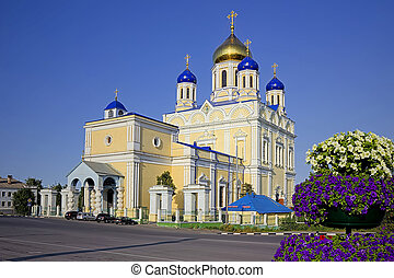 Cathedral Church of the Ascension. Yelets. Russia - One of...
