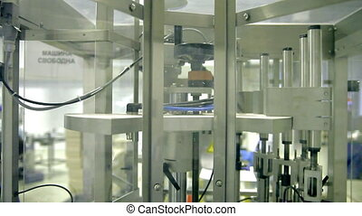 Conveyor production line of soap products - Automatic...