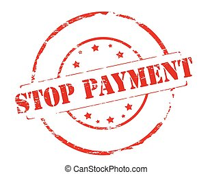 how to stop certegy payment