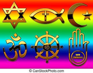 faiths - world religions