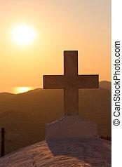 Folegandros,  Chora