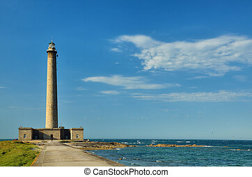 Lighthouse of Gatteville, France - One of the talles...