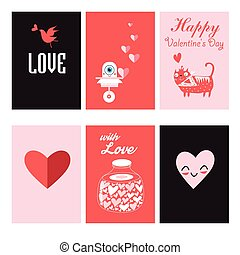 Love is a collection