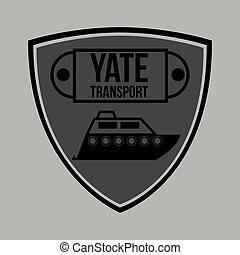means of transport design, vector illustration eps10 graphic...