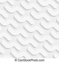Seamless Curve Background - 3d Vector Seamless Curve...
