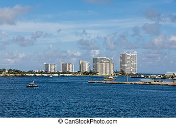 Boats and Condos in Fort Lauderdale