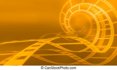 Film Abstract Background