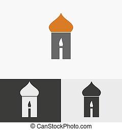 シンボル, 宗教, ろうそく