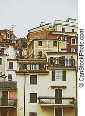 lerici a very beautiful village near la speiza