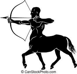 Pojęcie,  centaur