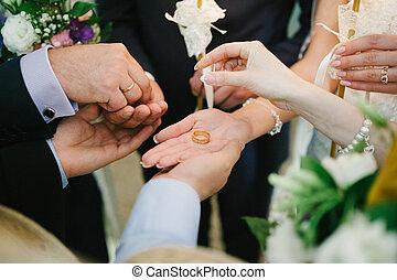 婚禮, 正統
