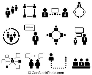 human resource set - set of isolated concept human resource...