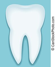Tooth - Illustration of the tooth icon
