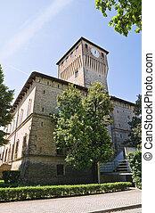 Rocca dei Terzi Sissa Emilia-Romagna Italyv - Rocca dei...