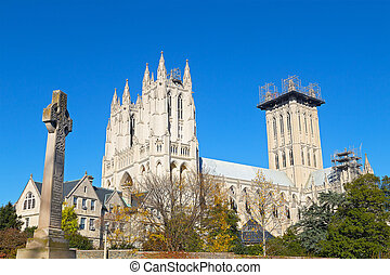 Washington National Cathedral - National Cathedral in the...