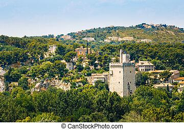 Tower Philippe le Bel, Villeneuve les Avignon, France - The...