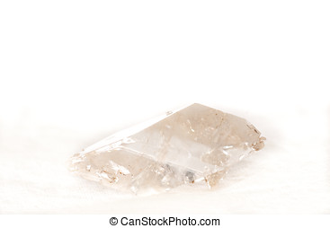 calcite mineral sample - calcite crystal mineral sample, a...