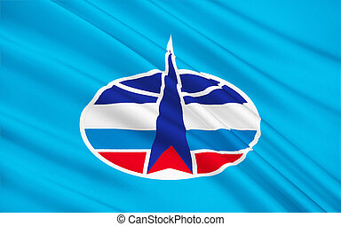 Flag Air Space Forces Russian Federation