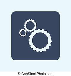 Gears,cogs wheels ico
