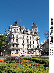 City Hall of, Buenos Aires Argentinia - historic City Hall...