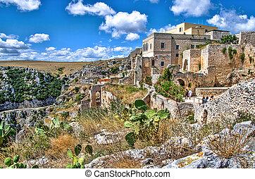 Puglia church hermitage Pulsano - Monte Sant Angelo - Foggia...