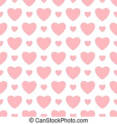 Valentines day Design wrapping paper Vector illustration