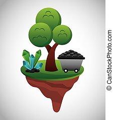 natural resources design - natural resources design, vector...